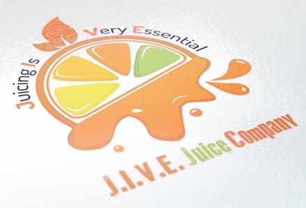 JIVE Juice Company Logo