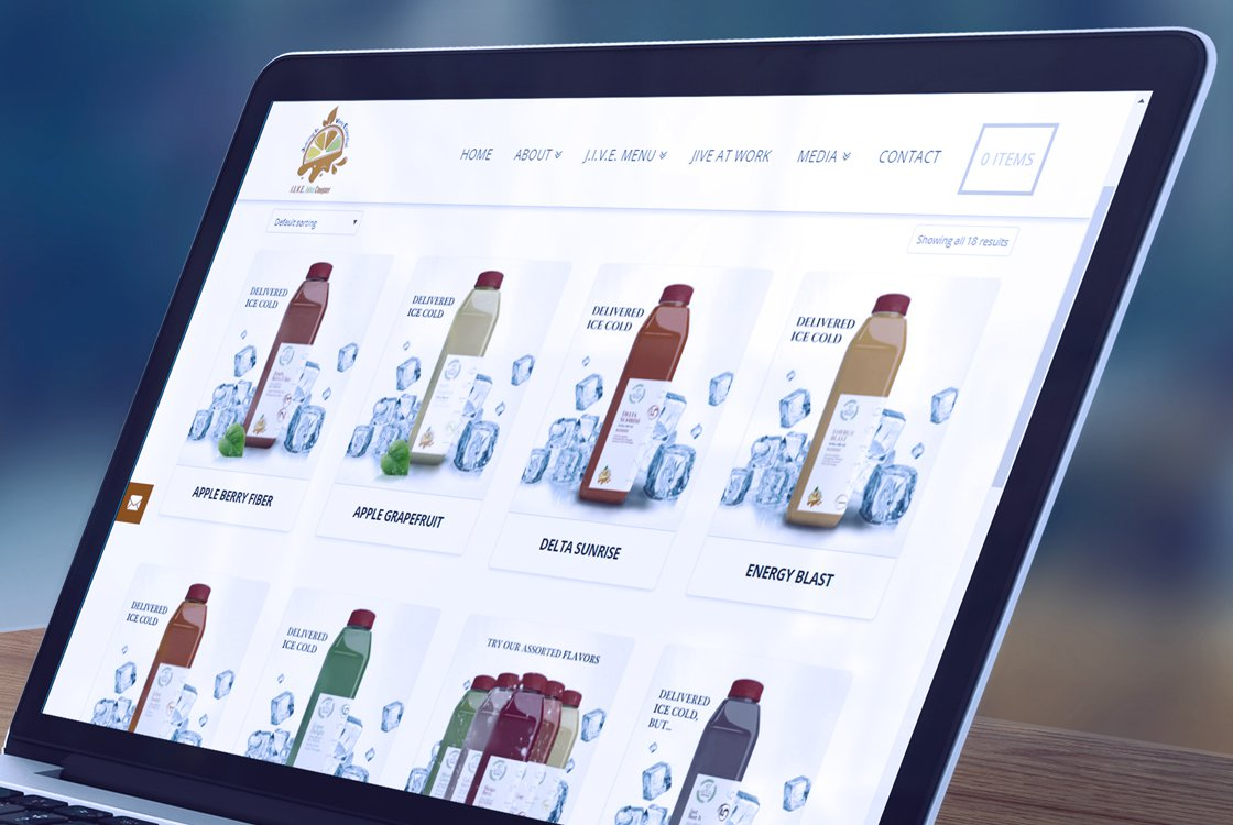 JIVE Juice Company