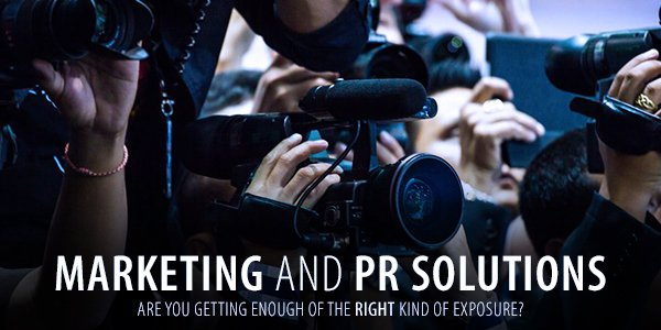 Marketing & PR Solutions